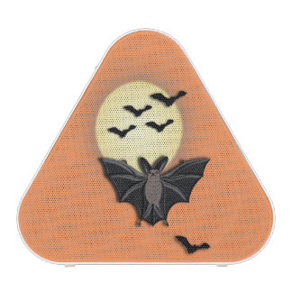 Halloween Bats Bluetooth Speaker