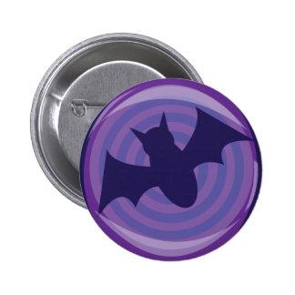 Halloween Bats Button