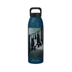 Halloween Bats Drinking Bottle