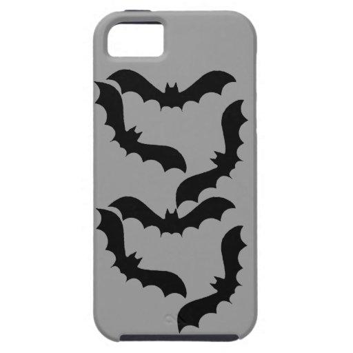 Halloween Bats iPhone SE/5/5s Case