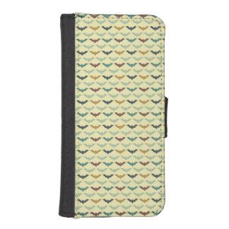 Halloween Bats iPhone SE/5/5s Wallet