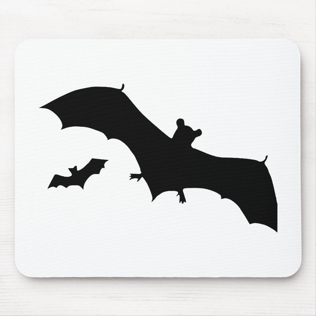 Halloween Bats Mousepad