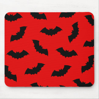 Halloween Bats Mouse Pad