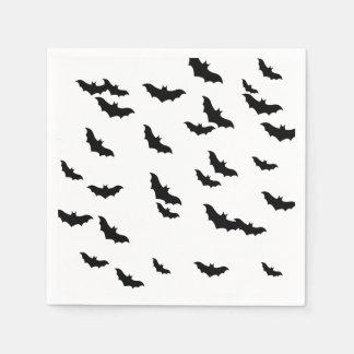 Halloween Bats Napkin Disposable Napkins