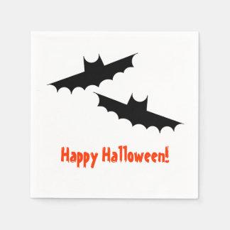 """Halloween/Bats"" Paper Napkins"