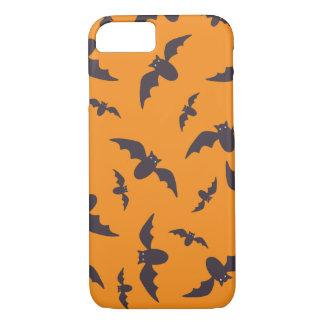 Halloween bats pattern iPhone 7 case