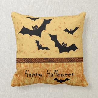 Halloween Bats Pillows