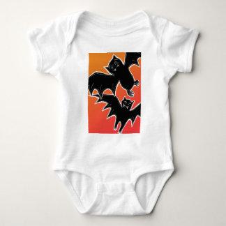 Halloween Bats Tee Shirts