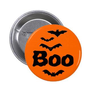 """Halloween Batty """"Boo"""" Pin"""