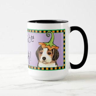 Halloween Beagle Mug