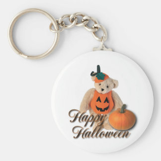 halloween bear key chain