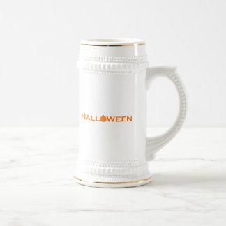 Halloween Beer Stein