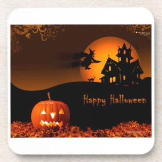 Halloween Beverage Coaster