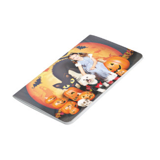 Halloween - Bichon Frise - Andi Cuadernos