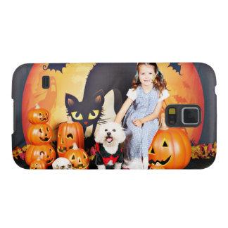 Halloween - Bichon Frise - Andi Carcasa De Galaxy S5