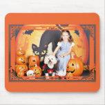 Halloween - Bichon Frise - Andi Alfombrilla De Ratones