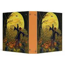 Halloween binder