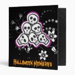 Halloween Binders