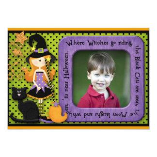 Halloween Birthday Announcement