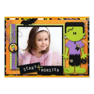 Halloween Birthday Card