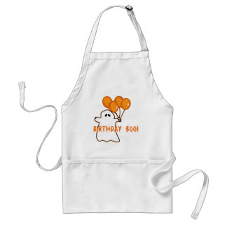 Halloween Birthday T-shirts and Gifts Adult Apron