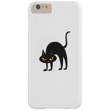 Halloween Themed Halloween Black Cat 2017 Gift Barely There iPhone 6 Plus Case