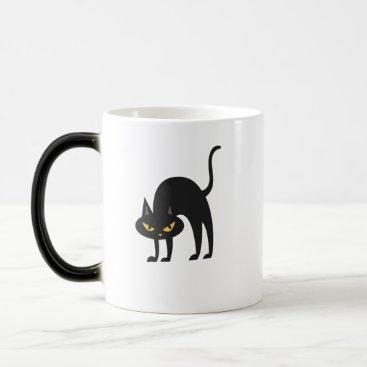 Halloween Themed Halloween Black Cat 2017 Gift Magic Mug