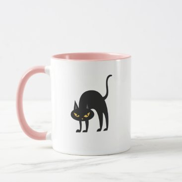 Halloween Themed Halloween Black Cat 2017 Gift Mug