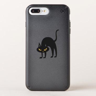 Halloween Themed Halloween Black Cat 2017 Gift Speck iPhone Case