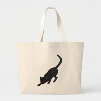 Halloween Black Cat Bag