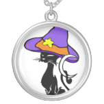 Halloween Black Cat Custom Jewelry