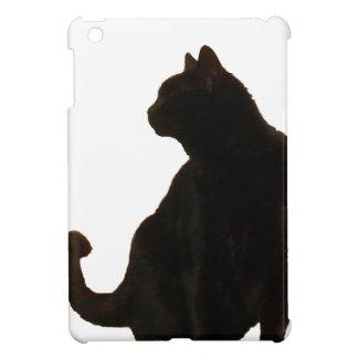 Halloween Black Cat Silhouette Case For The iPad Mini