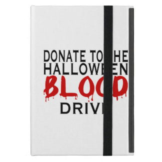 Halloween Blood Drive Covers For iPad Mini