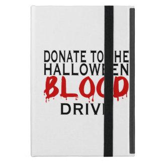 Halloween Blood Drive iPad Mini Cover