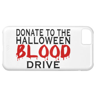 Halloween Blood Drive iPhone 5C Case