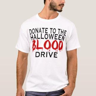 Halloween Blood Drive T-Shirt