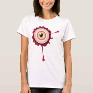 Halloween Bloody Eyeball2 T-Shirt