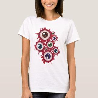 Halloween Bloody Eyeball 5 T-Shirt