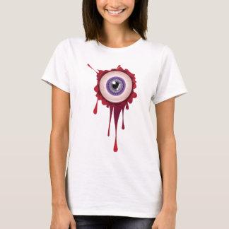 Halloween Bloody Eyeball T-Shirt