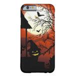 Halloween Bloody Moonlight Nightmare iPhone 6 Case