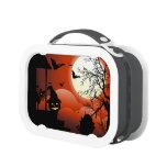 Halloween Bloody Moonlight Nightmare lunch Box