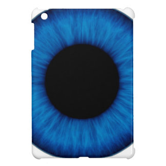 Halloween Blue Eye Close Up iPad Mini Cases