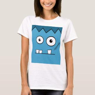 Halloween - Blue Frankenstein T-Shirt