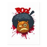 Halloween BO Postal