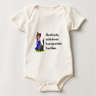 Halloween Body Para Bebé