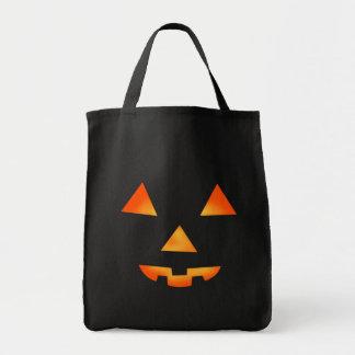 Halloween Bolsa Lienzo