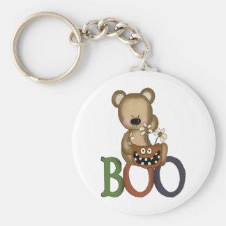 Halloween Boo Bear Key Chain