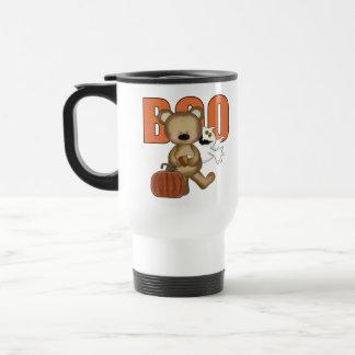 Halloween Boo Bear Travel Mug/Cup Travel Mug