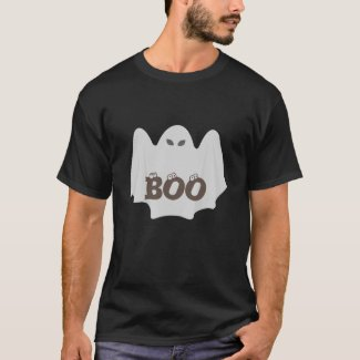 Halloween Boo / Ghost T-Shirt