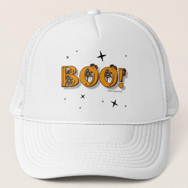 Halloween Boo! Hat